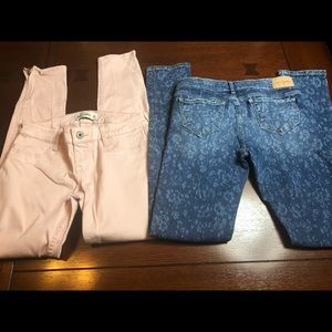 Abercrombie Kids Girls Jean Lot